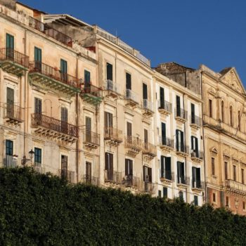 Palazzo Marina Siracusa